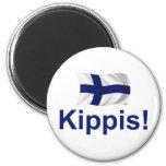 Finland Kippis! Magnets