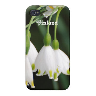 Finland Lily of the Valley Covers For iPhone 4