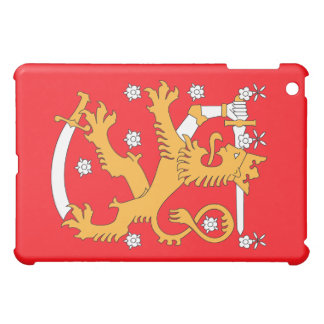 Finland LION Coat of Arms iPad Mini Covers
