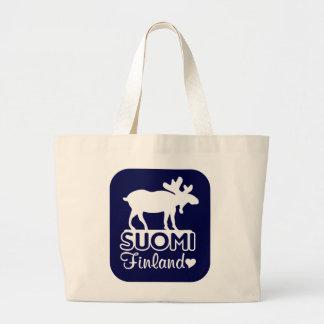 Finland Moose bag