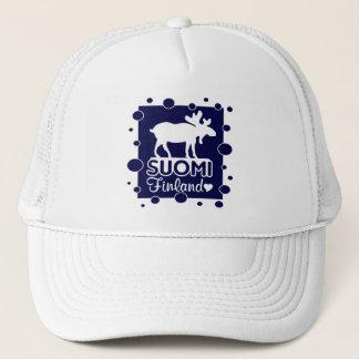 Finland Moose hat
