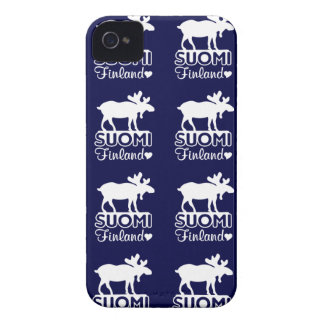 Finland Moose iPhone case-mate