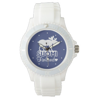 FINLAND MOOSE watches