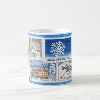 Finland Philately Mug