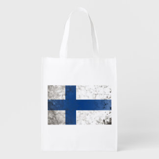 Finland Reusable Grocery Bag