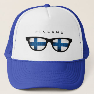 Finland Shades custom hat