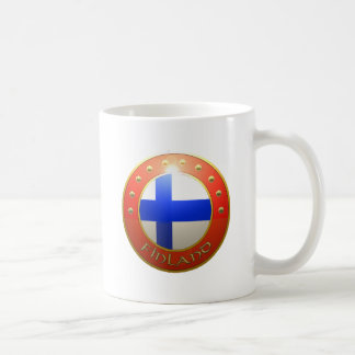 Finland Shield Coffee Mug