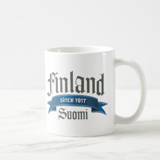 Finland Since 1917 Coffee Mug