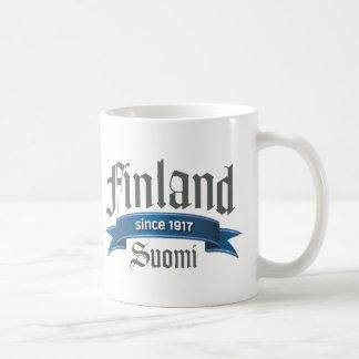 Finland Since 1917 Coffee Mug