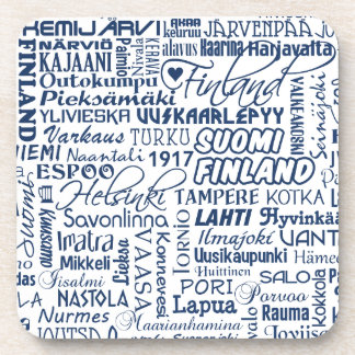 Finland's Towns coasters