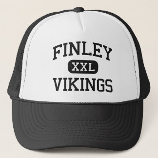 Finley - Vikings - Junior - Chicago Ridge Illinois Trucker Hat