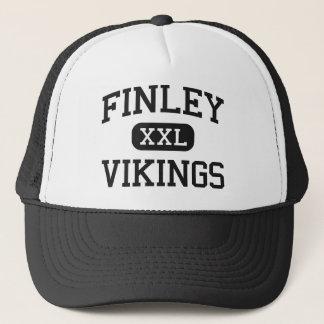 Finley - Vikings - Junior - Chicago Ridge Illinois Trucker Hat