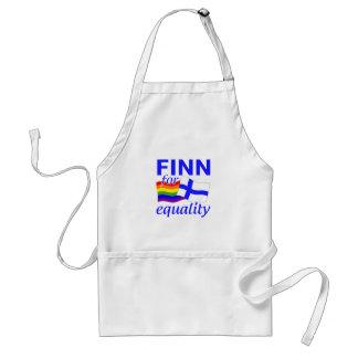 Finn 4 Equality apron