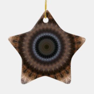 finn ceramic star decoration