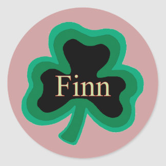 Finn Family Stickers