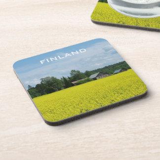 Finnish Countryside custom coasters