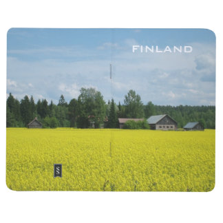 Finnish Countryside custom pocket journal