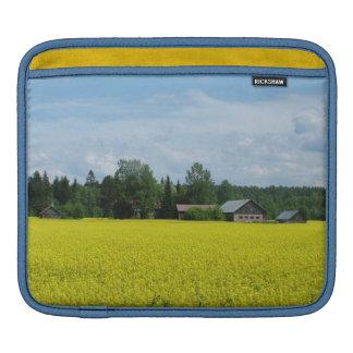 Finnish Countryside laptop / iPad case