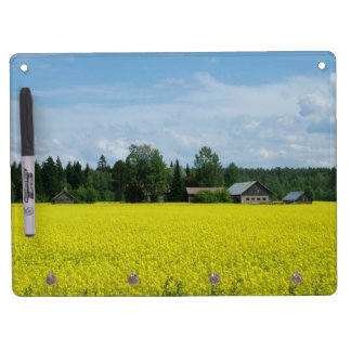 Finnish Countryside messenger board