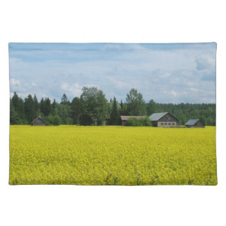 Finnish Countryside placemats