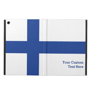 Finnish Flag custom cases