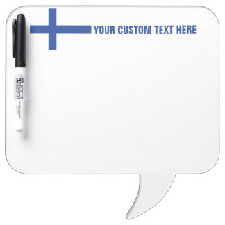 Finnish Flag custom message boards
