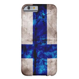 Finnish Flag iPhone 6 Case
