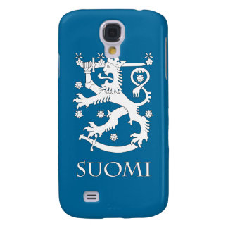 Finnish Lion IPhone 3G Case Samsung Galaxy S4 Covers
