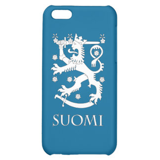 Finnish Lion iPhone Case Cover For iPhone 5C