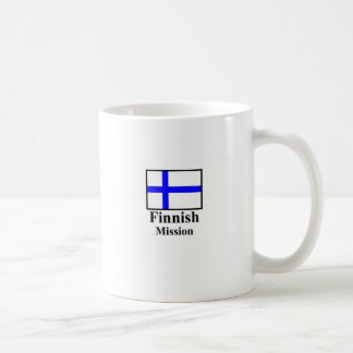 Finnish Mission Mug