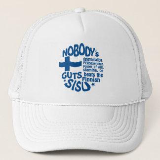 Finnish SISU hat