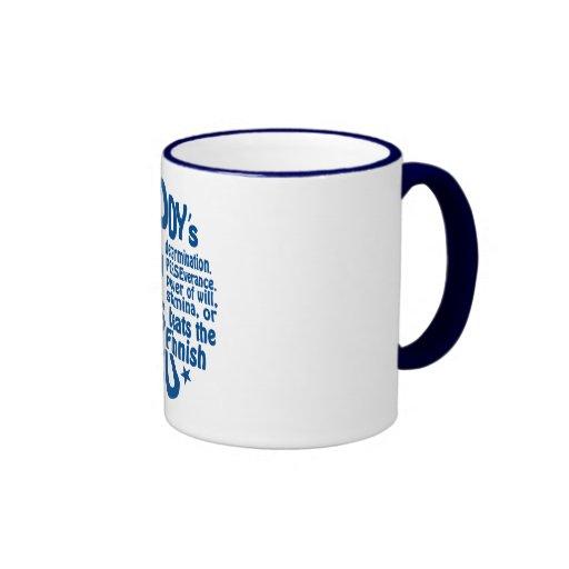 Finnish SISU mug - choose style & color