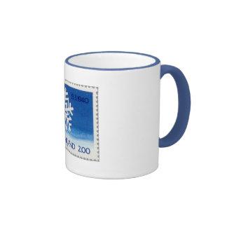 Finnish Snowflake Stamp Mug