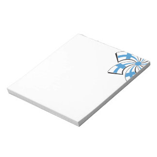 Finnish Star 2 Notepad