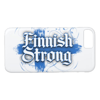 Finnish Strong (Finland) iPhone 8/7 Case