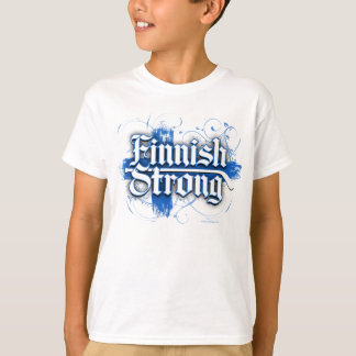 Finnish Strong (Hockey) T-Shirt