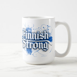 Finnish Strong Coffee Mug