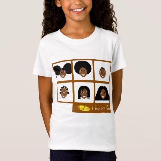 Fino I Love My Hair T-Shirt