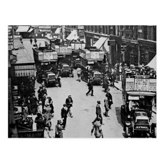 Finsbury Park Station, c.1923 Postcard