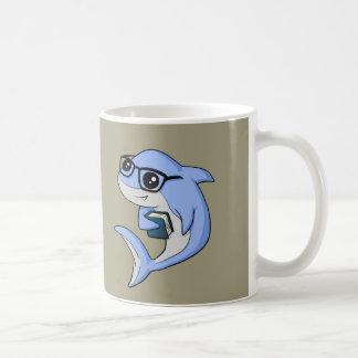 """Fintellectual"" Shark! Coffee Mug"