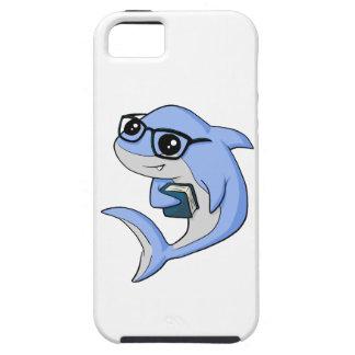 """Fintellectual"" Shark! iPhone 5 Case"