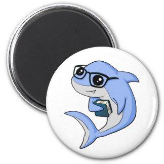 """""""Fintellectual"""" Shark! Magnet"""