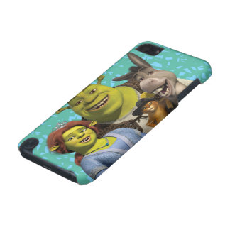Fiona, Shrek, Puss In Boots, And Donkey iPod Touch (5th Generation) Cover