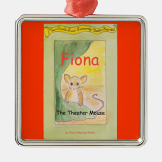 Fiona the Theater Mouse Ornament