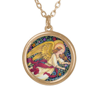 Fioretti Christmas Angel Pendant by Peggy Toole