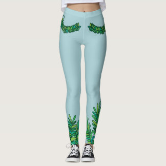 Fir Tree Leggings