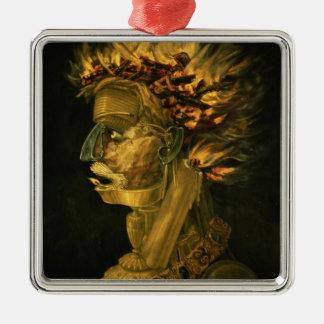 Fire, 1566 christmas ornament
