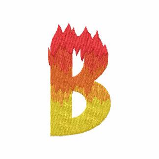 Fire #2 Letter B