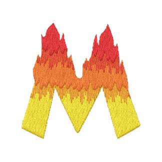 Fire #2 Letter M