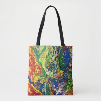 Fire and Ice Tote